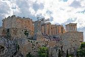 Acropolis of Atheens, Greece — Stock Photo