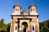 The Great Church at the Sinaia Monastery, Romania — Stockfoto