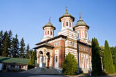 The Great Church at the Sinaia Monastery, Romania — Stock Photo