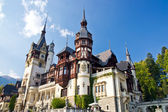 Peleș Castle. Sinaia, Romania. — Stock Photo