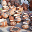 Clay Jugs - Stock Photo