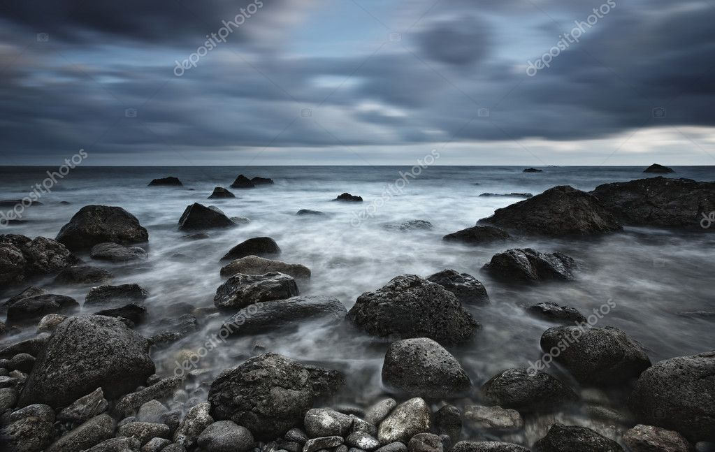 Seascape — Stock Photo #8089826