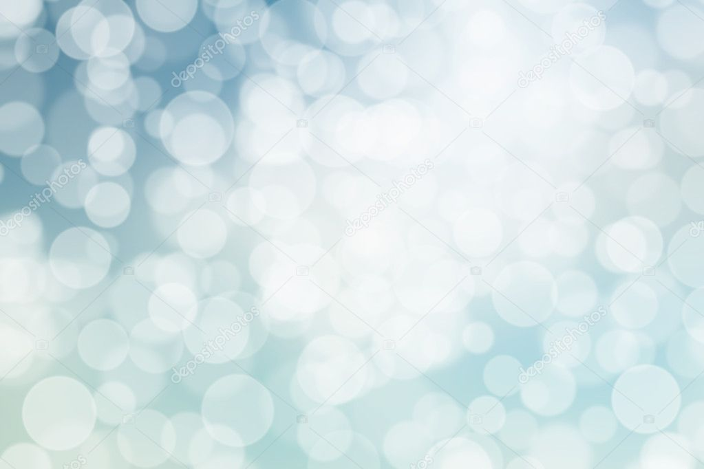 Abstract background, bokeh effect  Foto de Stock   #9557875