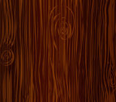 Wood background brown — Vector de stock