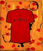 Fashion t-shirt — Stock Vector