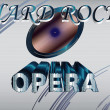 Stock Vector: Hard Rock Opera