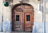 Old door — Foto de Stock