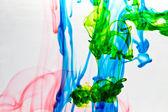 Su renkleri — Stok fotoğraf