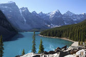 Moraine Lake, Alberta, Canada — Stock Photo