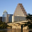 Stock Photo: Austin Texas Skyline