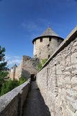 Ivangorod fortress — Stock Photo