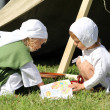 Medieval childs — Stock Photo #8213017