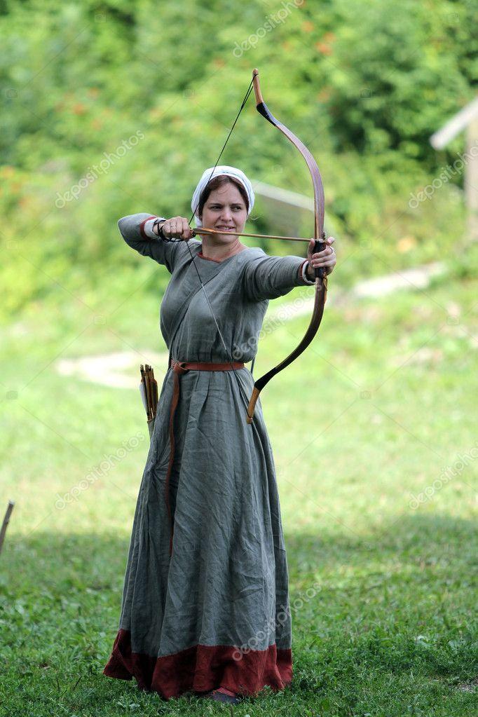 ... , Bows, Photography Concept, Medieval Archer Woman Jpg, Archery Women
