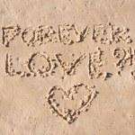miłość na zawsze — Zdjęcie stockowe