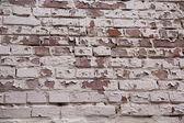 Cracks on Brick Wall — Stock Photo