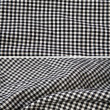 Stock Photo: Checkered fabric