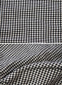 Checkered fabric — Стоковое фото