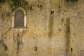 Decorative wall in Florence Italy — Stock Photo
