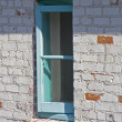Stock Photo: Window in Catalin- California
