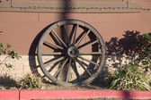 Wagon Wheel Laughlin Nevada — Stock Photo