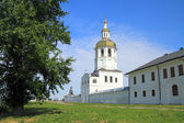 Abalaksky Piously-Znamensky man's monastery. Village Abalak — Stock Photo