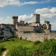 Castle in Ogrodzieniec, Poland — Stock Photo