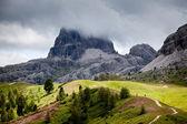 山でのハイキング. — ストック写真