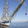 Sailing ship. - Stockfoto