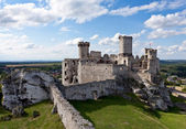 The Ogrodzieniec Castle. — Stock Photo