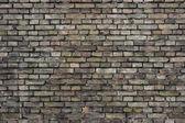砖墙的背景 — 图库照片