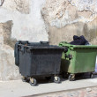 Old bins — Stock Photo #10523392