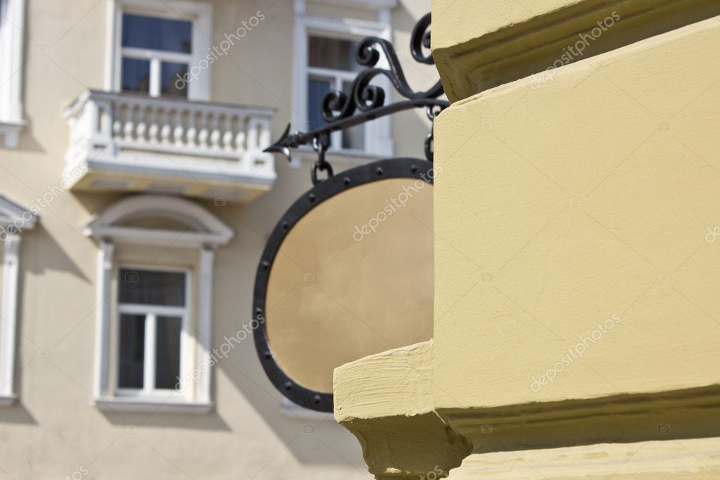 Street decor element, interior , town  Stock Photo #10523385