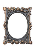 Ornate vintage frame isolated — Stock Photo