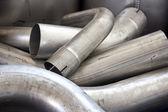 排气管 — 图库照片