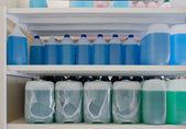 Auto liquids — Stock Photo