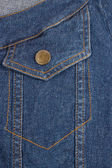 Close up of stilish jeans — Stock Photo