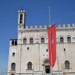 Palazzo dei Consoli - Gubbio — Stock Photo #10534932