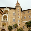 Palazzo Ducale in Urbino - Italien - Stock Photo