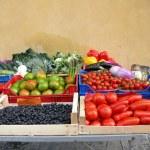 Gemüse auf dem Markt — Stock Photo #8103043