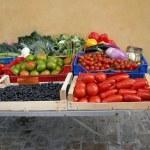 Gemüse auf dem Markt — Stock Photo #8107180