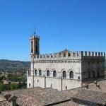 Palazzo dei Consoli — Stock Photo #8222769
