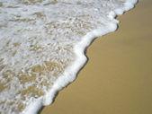 Flut am Indischen Ozean — Stock Photo