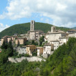Village in Umbria - Italy — Stock Photo