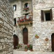 Small lane in Assisi - Italy — Stock Photo #9019097