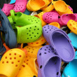Colorful shoes - Stock Photo