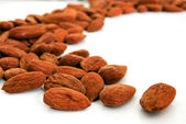 Almonds — Stockfoto