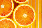 Orange background — Stockfoto