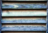 Old wrinkled window — Stock Photo