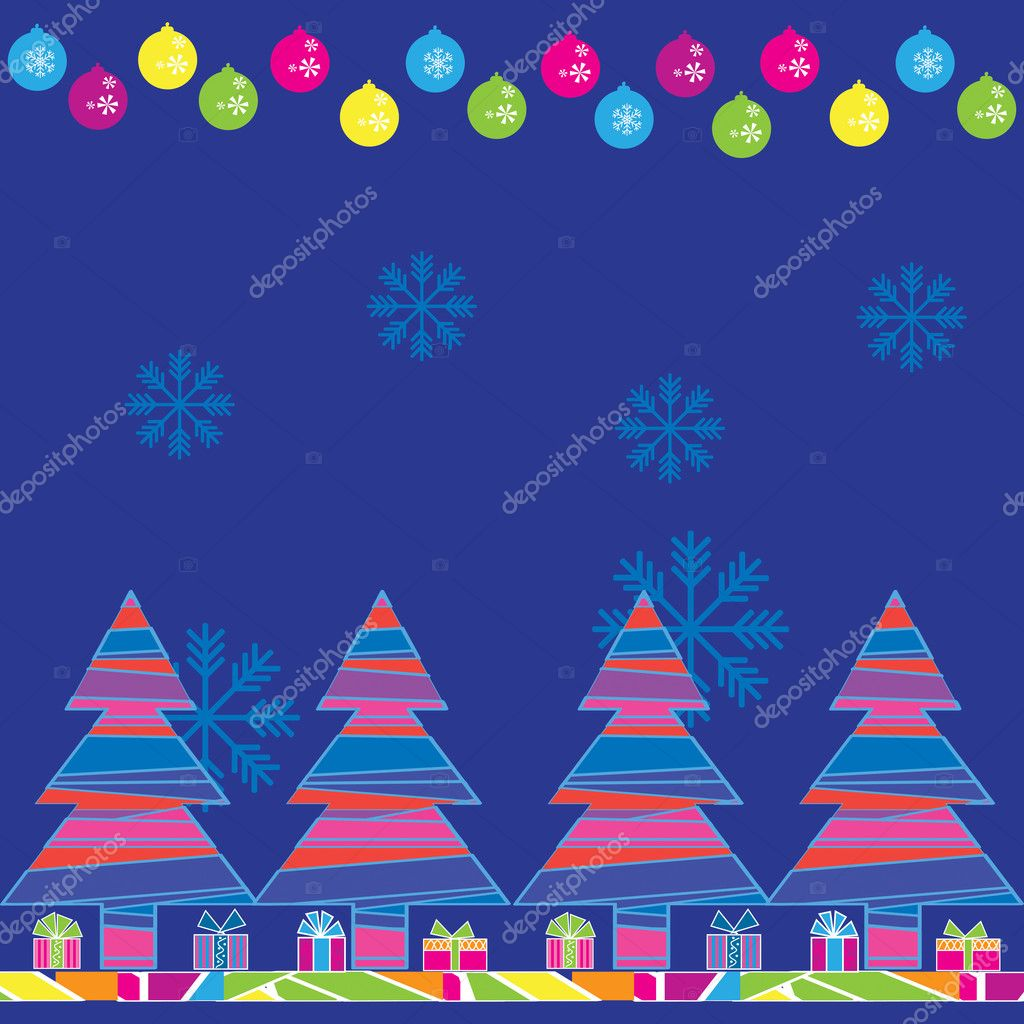 Christmas — Stock Vector #8126615