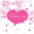 Valentine's day — Stock Vector #8233382